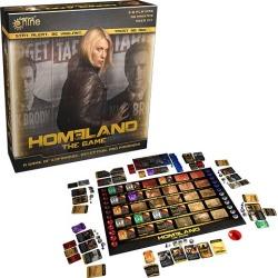Homeland The Game Board Game