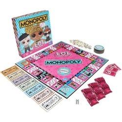 LOL Surprise Monopoly Game