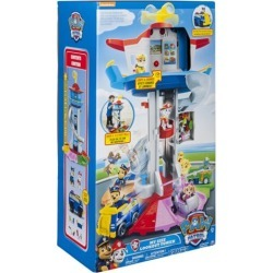 Paw Patrol My Size Lookout Tower Playset found on Bargain Bro India from entertainmentearth.com for $119.99