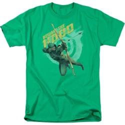 Arrow TV Series Beware The Hood T-Shirt