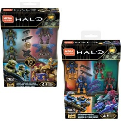 Mega Construx Halo Fireteam Set Case
