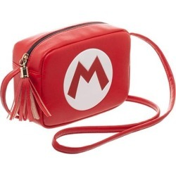 Super Mario Bros. Camera Crossbody Purse