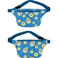 Disney Lilo & Stitch Stitch on Pineapple Fanny Pack found on MODAPINS from entertainmentearth.com for USD $50.00
