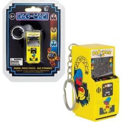 Pac-Man Arcade Key Chain