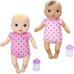 Luv n Snuggle Baby Dolls Wave title=