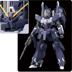 Gundam NT #225 Silver Bullet Suppressor HGUC Model Kit