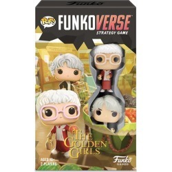 Golden Girls 101 Pop! Funkoverse Strategy Game Expandalone found on Bargain Bro Philippines from entertainmentearth.com for $24.99