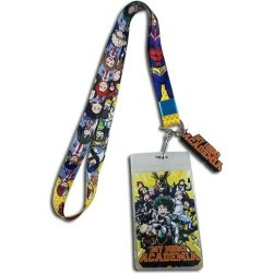 My Hero Academia Class 1-A Lanyard found on GamingScroll.com from entertainmentearth.com for $8.99