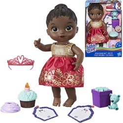 CHEAP Baby Alive Cupcake Birthday African American Baby Doll