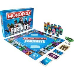Fortnite Edition Monopoly Game