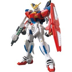 Gundam Build Fighters 58 Star Burning Gundam HGBF Model Kit