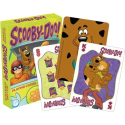Scooby-Doo Playing Cards found on Bargain Bro Philippines from entertainmentearth.com for $6.99