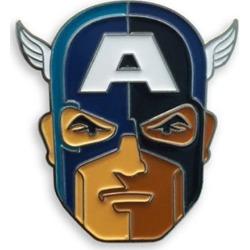 Captain America Enamel Pin