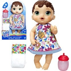 BEST BUY Baby Alive Lil' Sips Brunette Baby Doll