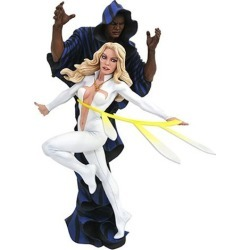 Marvel Gallery Cloak and Dagger Comic Statue