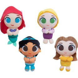 Disney Princess 4-Inch Plush Display Case found on Bargain Bro Philippines from entertainmentearth.com for $71.99