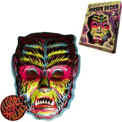 Ghoulville Shock Wolf Vac-tastic Plastic Mask Wall Decor found on Bargain Bro India from entertainmentearth.com for $34.99