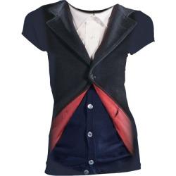 12th Doctor Costume Ladies T Shirt