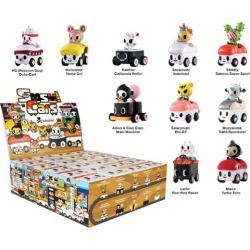 Tokidoki Sushi Cars Mini-Figures 4-Pack found on GamingScroll.com from entertainmentearth.com for $31.99