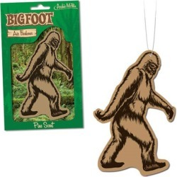Bigfoot Air Freshener found on Bargain Bro from entertainmentearth.com for USD $3.03