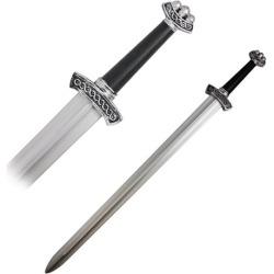 Hero's Edge Silver Viking Foam Sword