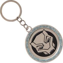 Black Panther Movie Logo Metal Key Chain