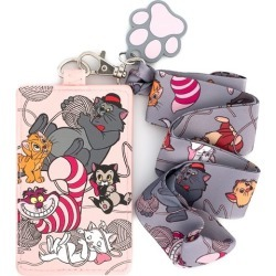 Disney Cats of Disney Lanyard with Cardholder found on GamingScroll.com from entertainmentearth.com for $10.00