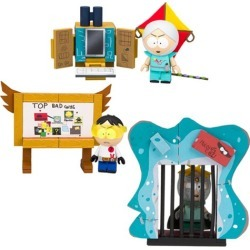 South Park Micro Construction Sets 3-Pack