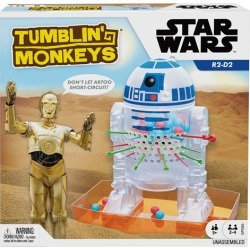 Star Wars Tumblin' Monkeys Game found on GamingScroll.com from entertainmentearth.com for $19.99