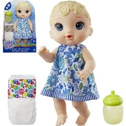 BEST DEALS Baby Alive Lil' Sips Blonde Baby Doll