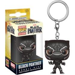 Black Panther Pocket Pop! Key Chain
