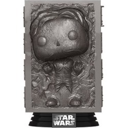 Star Wars Han in Carbonite Pop! Vinyl Figure found on GamingScroll.com from entertainmentearth.com for $10.99