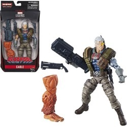 Deadpool Marvel Legends 6-Inch Cable Action Figure found on Bargain Bro India from entertainmentearth.com for $21.99