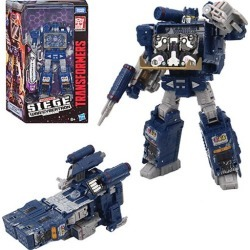 Transformers Generations Siege Voyager Soundwave found on Bargain Bro India from entertainmentearth.com for $29.99