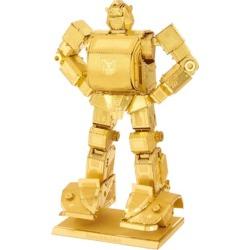 Transformers Gold Bumblebee Metal Earth Model Kit