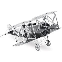 Fokker D-VII Aircraft Metal Earth Model Kit