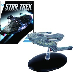 Star Trek Starships Saber Class Vehicle & Collector Magazine found on Bargain Bro Philippines from entertainmentearth.com for $24.99
