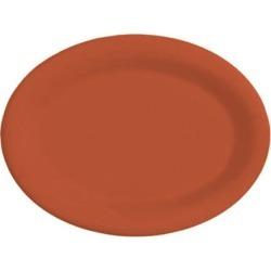 Mardi Gras Rio Orange 9 3/4 in Oval Platter found on Bargain Bro India from eTundra for $156.44