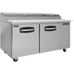 AdvantEDGE 2 Door 67 in Pizza Prep Table found on Bargain Bro India from eTundra for $3916.80