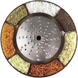 3 mm (1/8 in) Medium Coarse Grating Disc