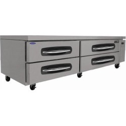 AdvantEDGE 83 in Refrigerated Chef Base found on Bargain Bro India from eTundra for $5267.79