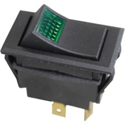 On/Off Lighted Rocker Switch found on Bargain Bro India from eTundra for $39.66