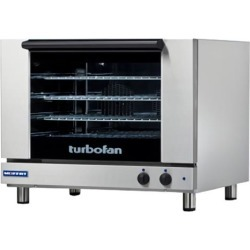 208V 4-Full-Pan Convection Oven