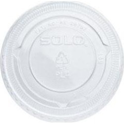 Plastic 4 oz Portion Cup Lid found on Bargain Bro India from eTundra for $6.41