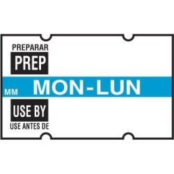 MoveMark DM 4 1/2 Monday Prep/Use By Label found on Bargain Bro India from eTundra for $26.91