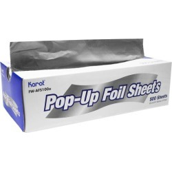 Aluminum Pop-Up Foil Sheets found on Bargain Bro India from eTundra for $75.55