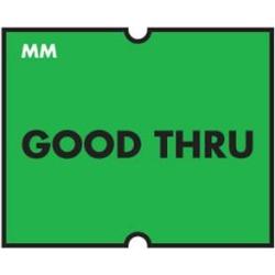 MoveMark DM4 2 Line Good Thru Green Label found on Bargain Bro from eTundra for USD $8.16