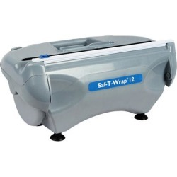 12 in Saf-T-Wrap® Station with Slide Cutter