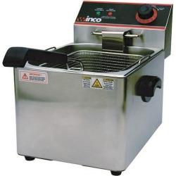 16 lb Electric Countertop Fryer