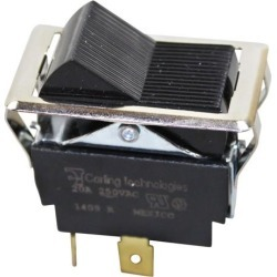 On/Off 4 Tab Blower Rocker Switch found on Bargain Bro India from eTundra for $22.55